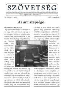 Szövetség újság 2021.III.
