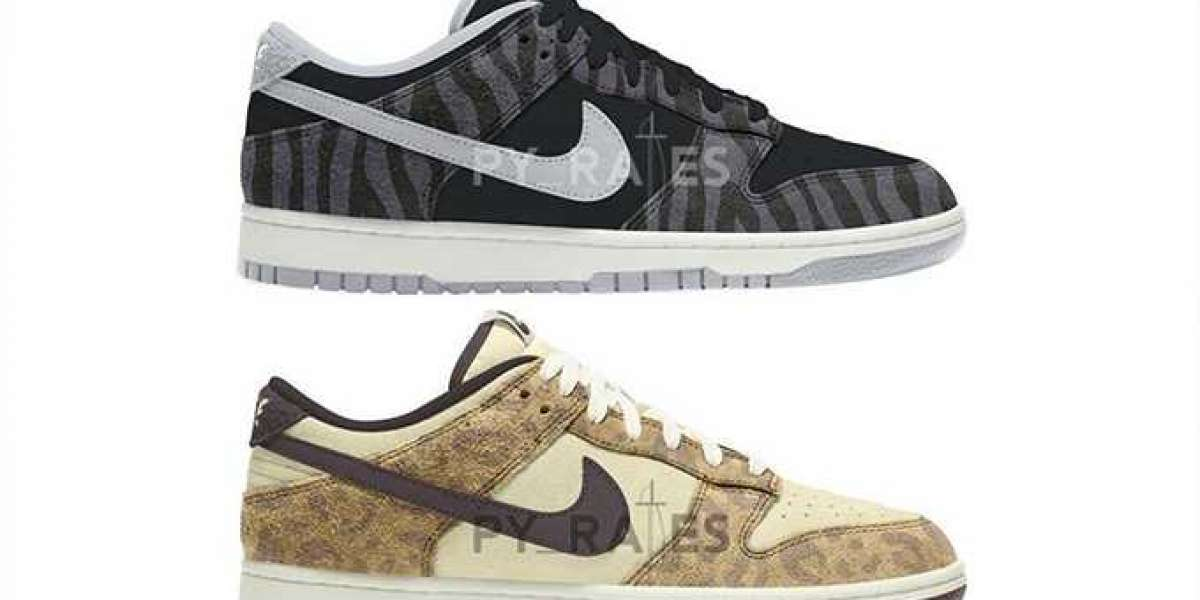 "Fashion Nike Dunk Low ""Animal Pack"" Sneakers Reportedly Releasing in 2021"