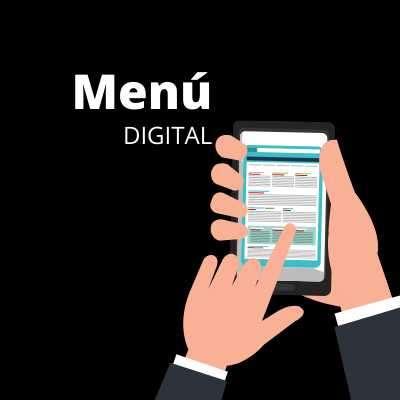 Menú Digital Profile Picture
